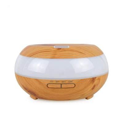 Difusor de aromas ultrasónico y humidificador 300ml full light