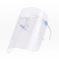 Careta de protección facial anti fluidos