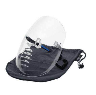 Careta transparente no empañable X SHIELD™ full face