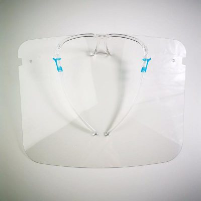Pack x 3 visores de repuesto para caretas antifluidos Paul Lorna