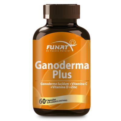 Ganoderma plus 60 cápsulas