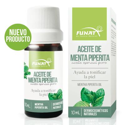 Aceite esencial de menta 10 ml Funat