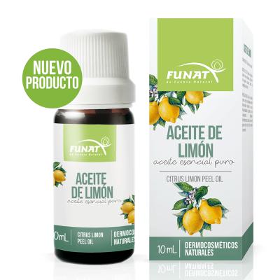 Aceite esencial de limón 10 ml Funat